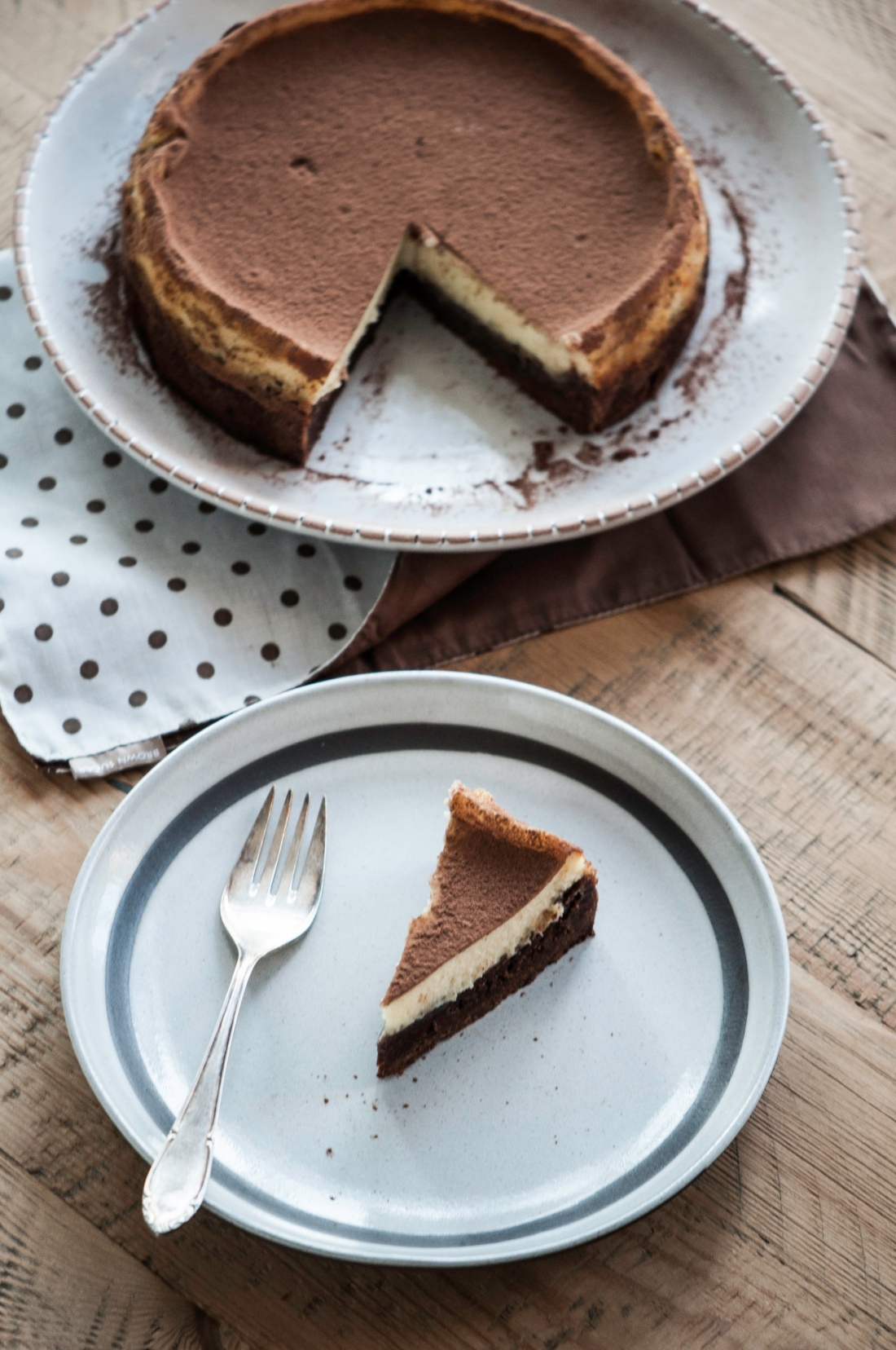 Double chocolate cheese tart-0055