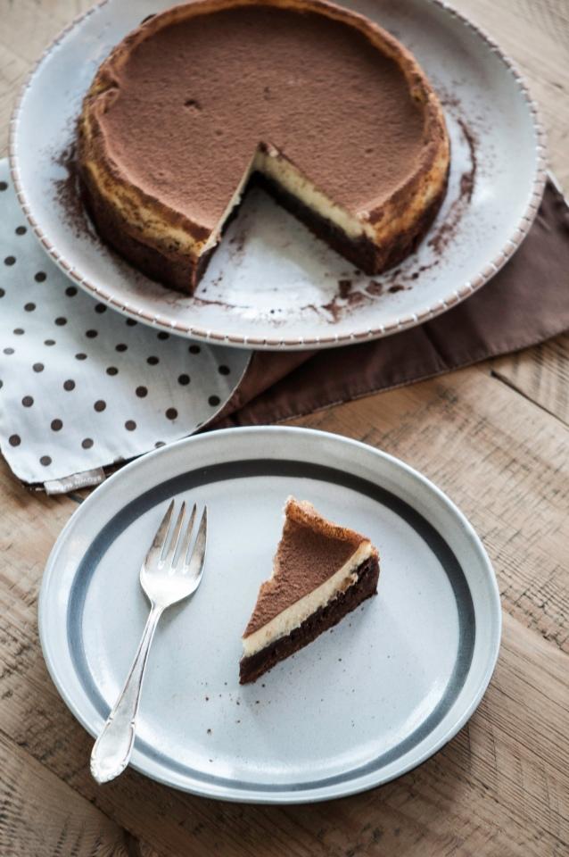 Double chocolate cheese tart-0055