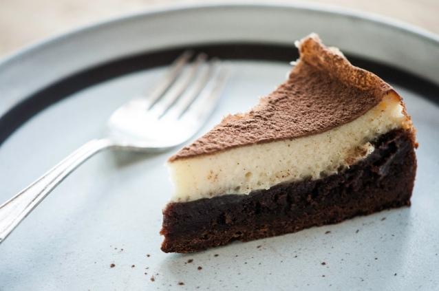 Double chocolate cheese tart-0064