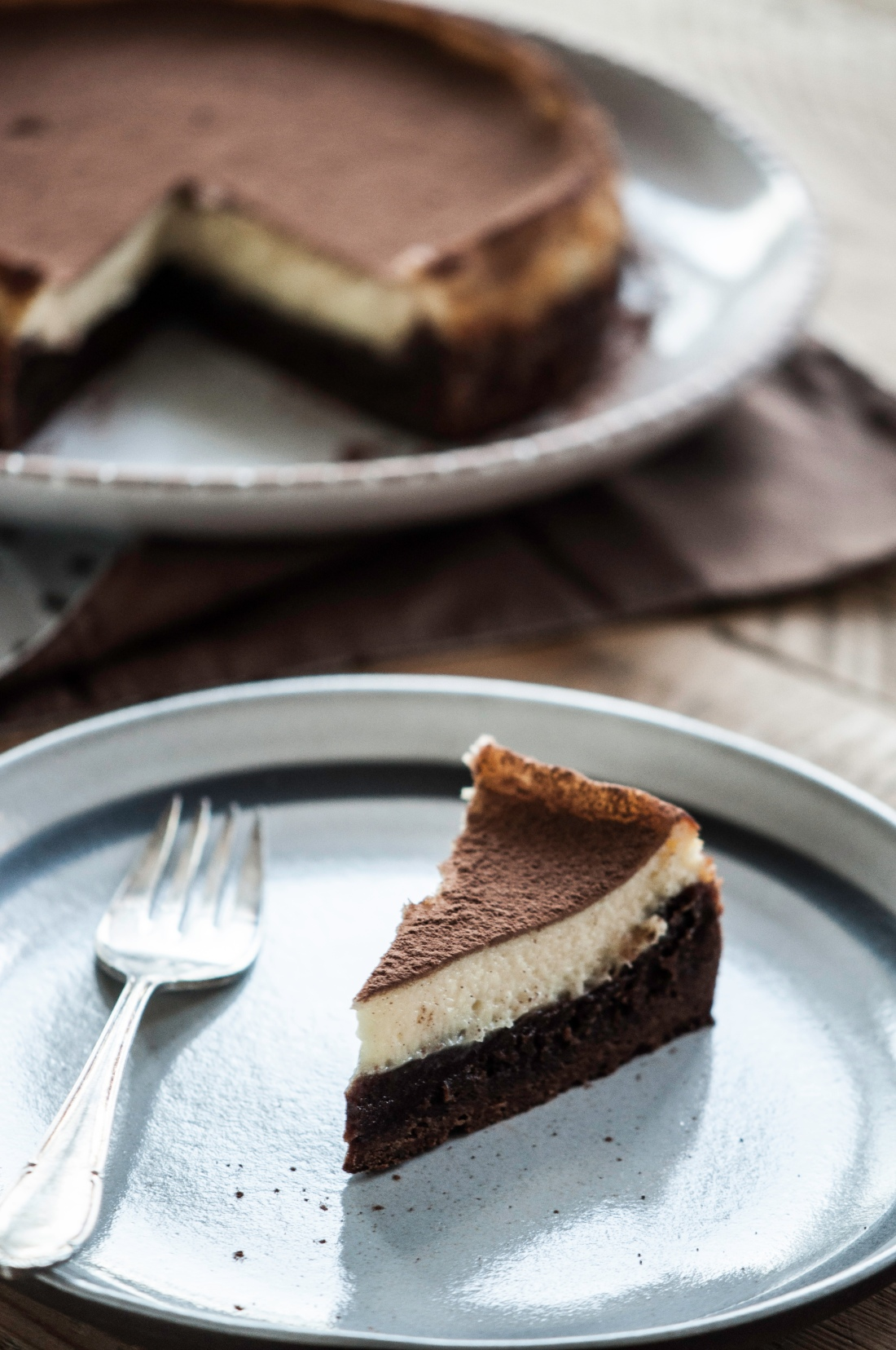 Double chocolate cheese tart-0074