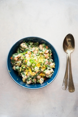 Chickpea and burgul salad0052